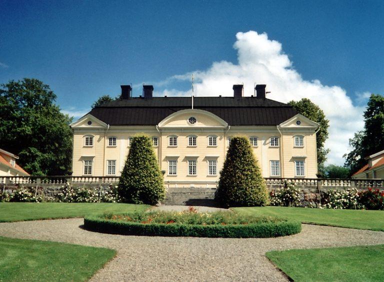 Webbplats - Hedenlunda slott