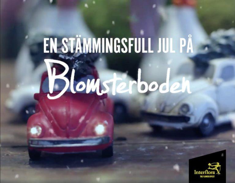 Blomsterboden - Film till sociala medier