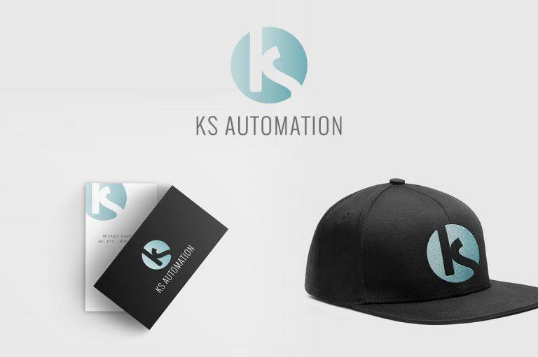 KS Automation - Logotyp