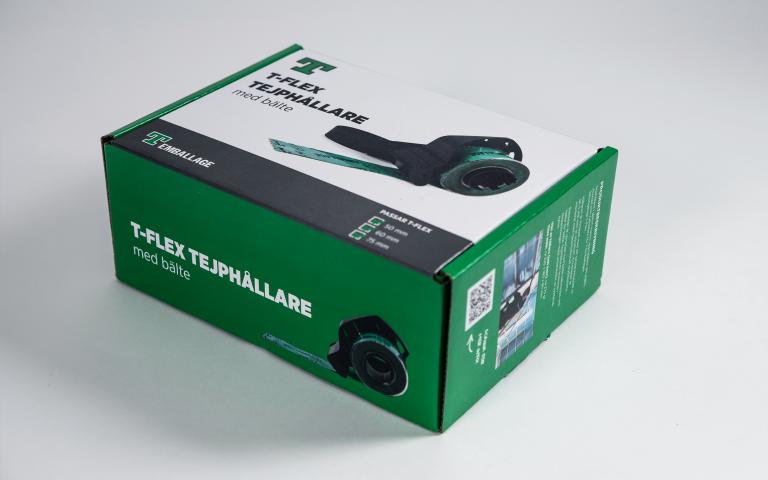 T-emballage - Förpackningar